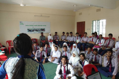 Active Citizens Youth Leadership Training; Batch - 92 (2018); Venue: Shahid A.H.M. Kamaruzzaman Govt. Degree College,Rajshahi; Organised by: CCD Bangladesh in association with the British Council