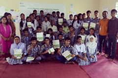 Active Citizens Youth Leadership Training; Batch - 93 (2018); Venue: Rajshahi Court College; Organised by: CCD Bangladesh in association with the British Council