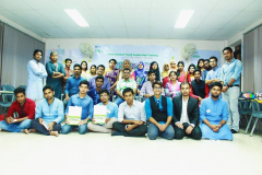 Active Citizens Youth Leadership Training; Batch - 54 (2016)