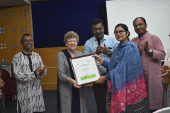 Director of British Council Bangladesh,have visited CCD