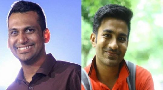 Tanvir & Salin have recently joined to the CCD