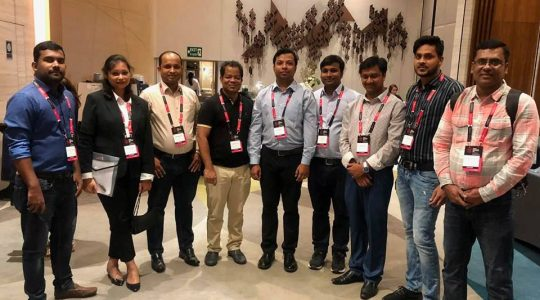 Director of CCD Bangladesh G M Mourtoza took part in the Mobile Journalism Conference Asia