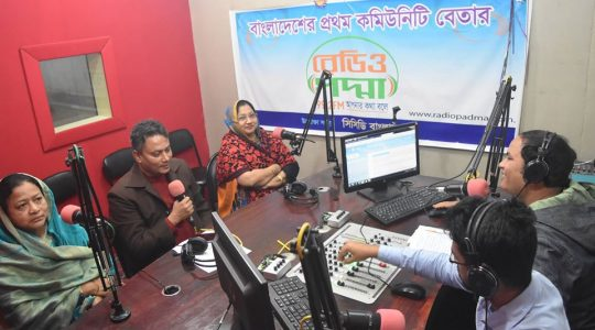 Radio Show: Importance of national election in continuing democratic process