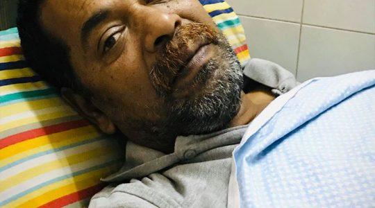 Marked terrorists attacked on senior and famous journalist Shelu Akanda
