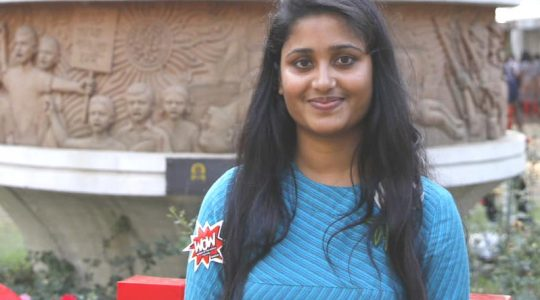 Sumita Rabidas has been selected for the 24th South Asian Feminist Capacity Building Course