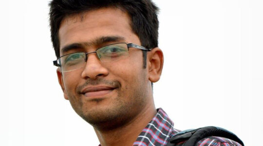 "Audio-Visual Content Producer of CCD Bangladesh Asad has been selected taking part in the ""Regional TechCamp on Good Governance"""